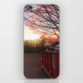 Juxtaposition iPhone Skin