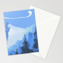 montain Stationery Cards