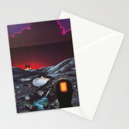 Twilight Offerings to the Faceless Ancients Stationery Cards
