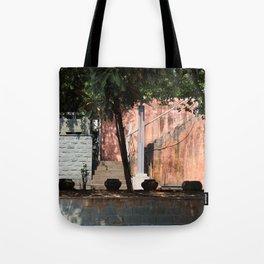 Chinese Jar Tote Bag
