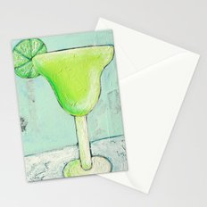 If life gives you limes... Stationery Cards