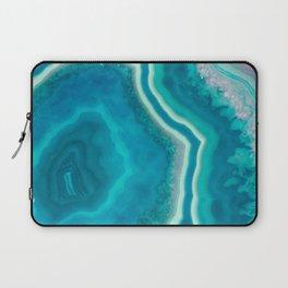 Frozen heart agate Laptop Sleeve