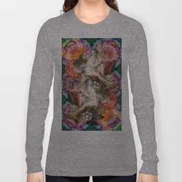netflix and chill Long Sleeve T-shirt
