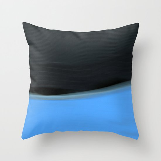 Time & Tide #3 Throw Pillow
