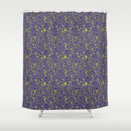 Celtic Morning Reflections Shower Curtain