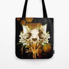 Milk and Honey Tote Bag