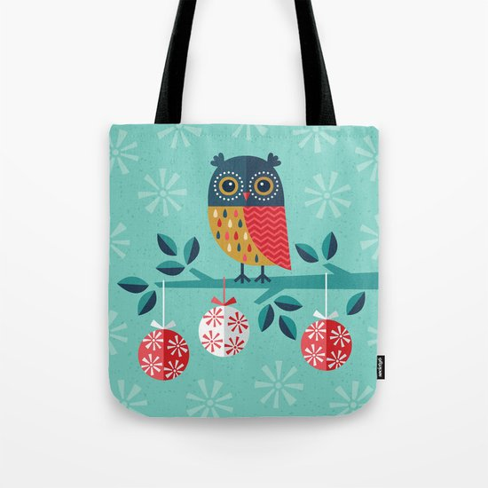 WOOHOO IT'S CHRISTMAS! Tote Bag