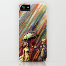 Bus Stop iPhone Case