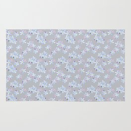 Forget-me-nots Rug