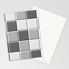 Tiles Imitation 8 Stationery Cards