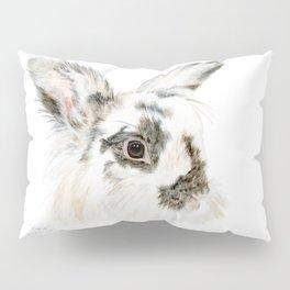 Pixie the Lionhead Rabbit by Teresa Thompson Pillow Sham