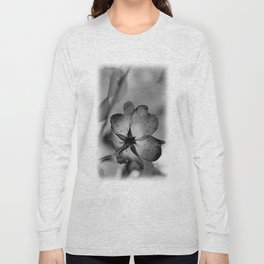 Delicate transparency Long Sleeve T-shirt