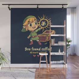 The Legendary Coffee Wall Mural