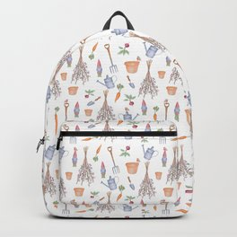 Gardener's Pattern Backpack