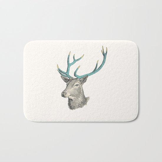 Party Animal - Deer Bath Mat