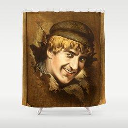 Fritz Emmet Shower Curtain