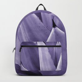 Ultra Violet Agave Vibes #4 #tropical #decor #art #society6 Backpack