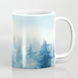 Into The Forest VIII Coffee Mug