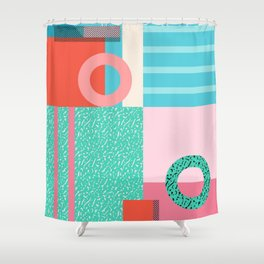 Lido Shower Curtain