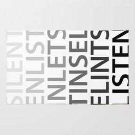Silent Listen Rug
