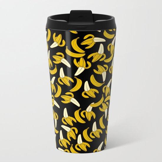 Banana Metal Travel Mug