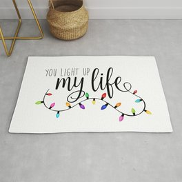You Light Up My Life Rug