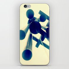 Windchimes iPhone & iPod Skin