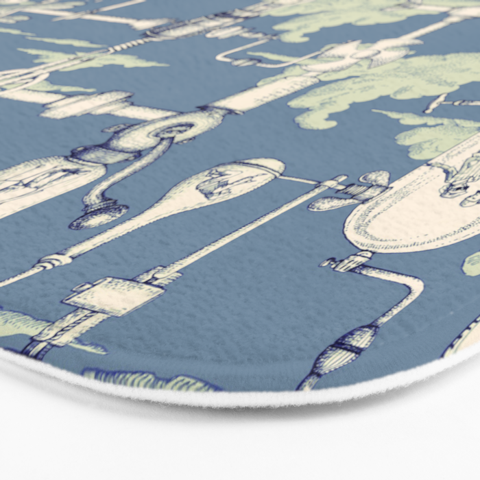 Apnea City Bath Mat