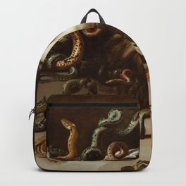 MEDUSA - PETER PAUL REUBENS  Backpack