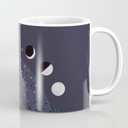 Familiar - Sooty Owl Coffee Mug