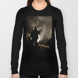 Night Of The Vampire Long Sleeve T-shirt