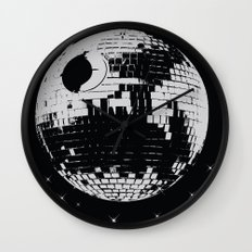 thats not a disco Wall Clock
