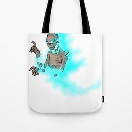 Soul Decaying Ghoul Tote Bag