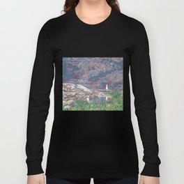 Peggy's Portrait Long Sleeve T-shirt