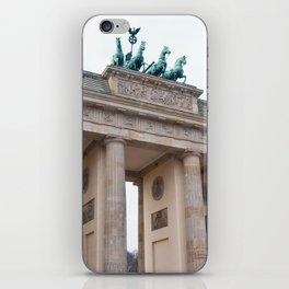 Brandenburger Tor iPhone Skin