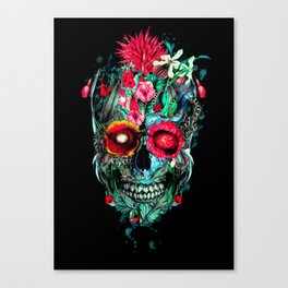 Sweet Toxic Canvas Print