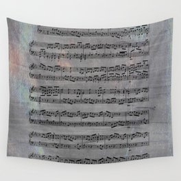 PRELUDE & FUGE Wall Tapestry