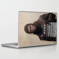 planet of the apes Laptop & iPad Skins featuring Planet of the Apes  by Rotton Cotton Candy