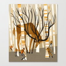 covet Canvas Print