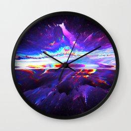 Kýros (Abstract 08) Wall Clock