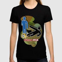 Soccer Sliding T-shirt