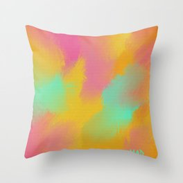 Let Me Adore You Throw Pillow