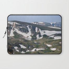 Mountain Lake pt. V Laptop Sleeve