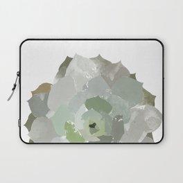 Watercolor Succulent Laptop Sleeve