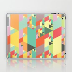 Pastel City Laptop & iPad Skin