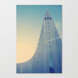 Holy Canvas Print