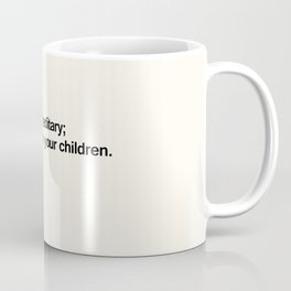 Mothers Day IV Coffee Mug