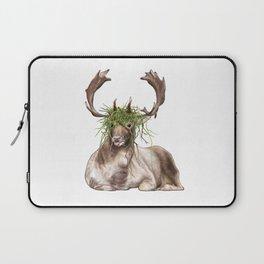 Derp Deer Laptop Sleeve