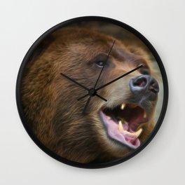 Griz Wall Clock