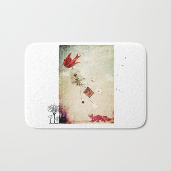 The Price of Freedom Bath Mat